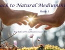 Back to Natural Mediumship with  Daniela Gervasoni CSNU and Monic Bakker CSNU