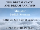 Dream State and Dream Analysis - Part 2