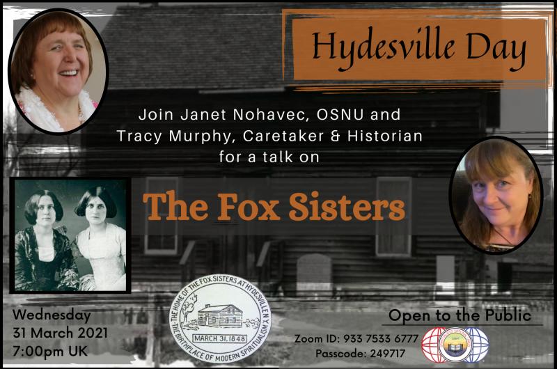 Hydesville Day